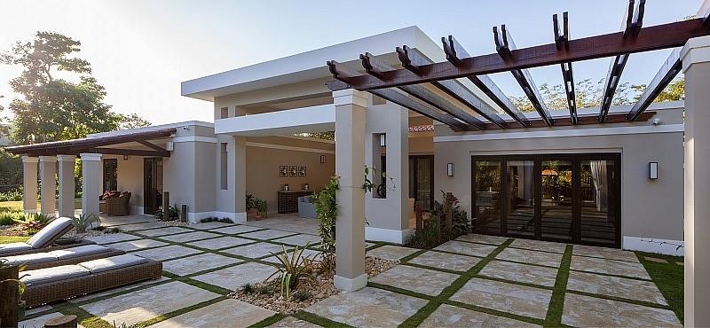 casa campo en la ciudad noticia el nuevo d a construcci n On techos para entradas de casas