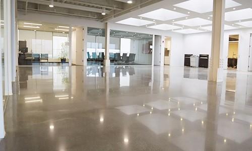 Por qu un piso en concreto pulido noticia el nuevo for Hormigon pulido blanco