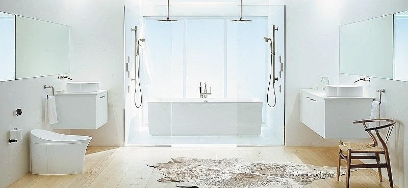 Tres tendencias de diseño para el cuarto de baño - Noticia - El ...