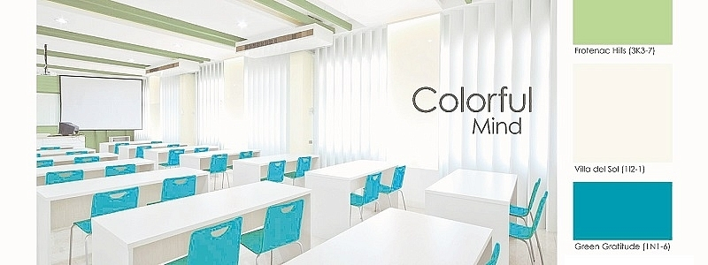Colores y diseo para el saln de clases Noticia El Nuevo Da