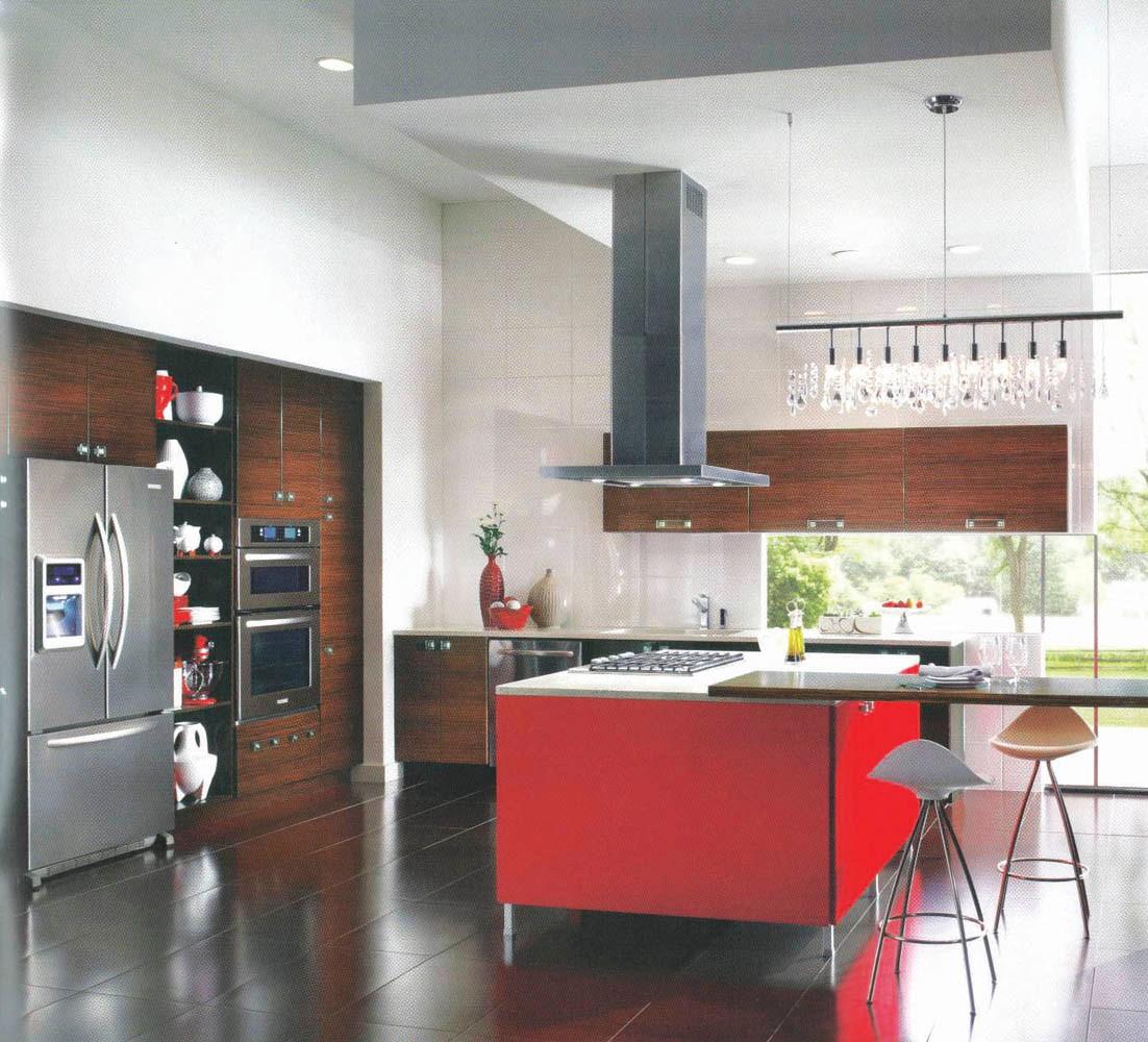 Cocinas y ba os qu es lo nuevo noticia el nuevo - Lo ultimo en cocinas modernas ...