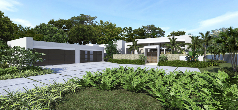 Dise o local para las nuevas oficinas de l or al caribe en for Decoracion del hogar en puerto rico