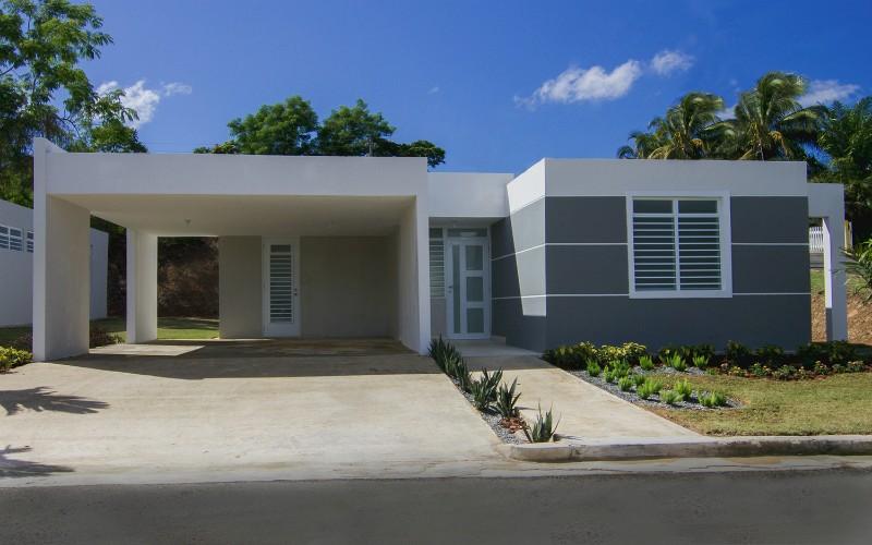 Monte Verde Hills, Casas Moca Puerto Rico - Proyectos Nuevos