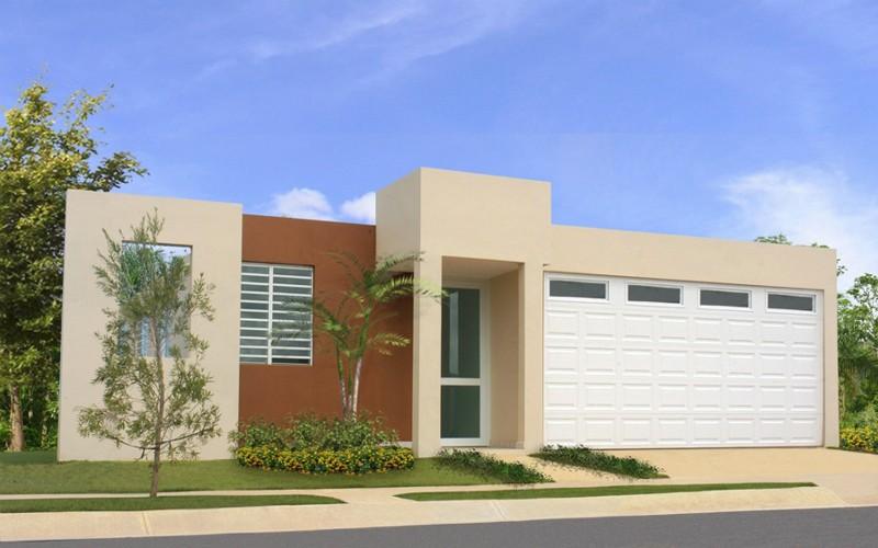 Los pinos ii casas arecibo puerto rico proyectos nuevos for Construcciones minimalistas