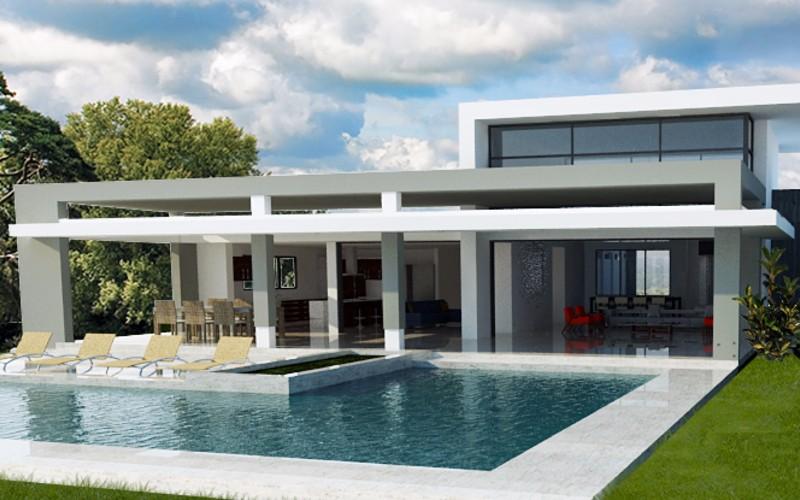 Proyectos nuevos en puerto rico el nuevo d a construcci n for Fachadas de casas modernas puerto rico