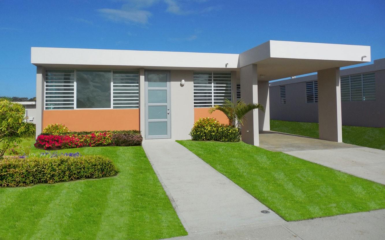 Construccion casas puerto rico pictures to pin on for Fachadas de casas modernas puerto rico