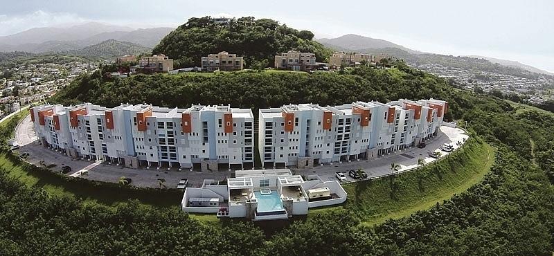 Ocean Plaza, Apartamentos Luquillo Puerto Rico - Proyectos