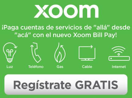 Xoom - Envia Dinero