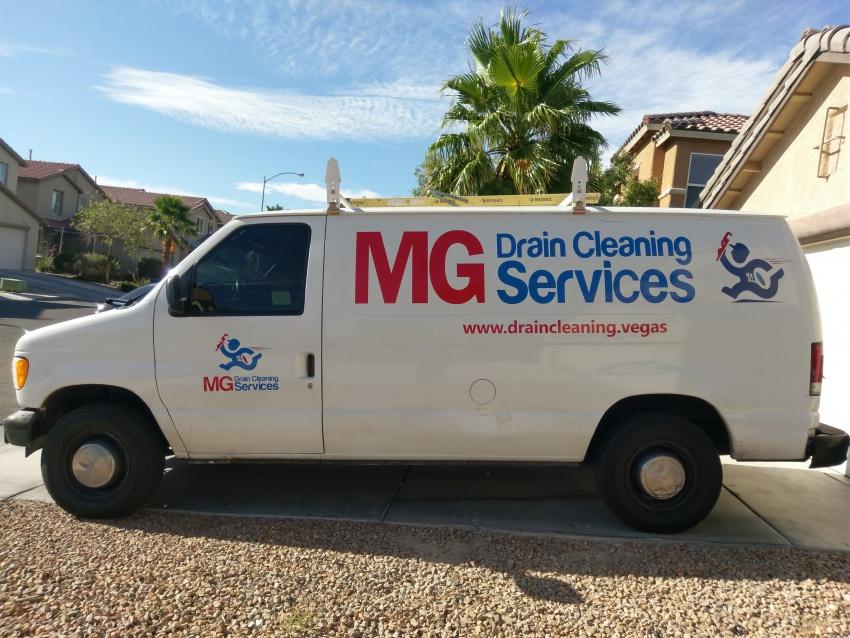 Foto MG Drain Cleaning Services de Plomeros en Las Vegas NV - Galería de ListasLocales.com