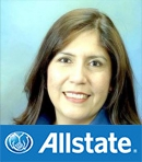 Allstate Insurance: Edith Trevino Logo