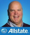 Logo de Allstate Insurance: Dan Bertelson