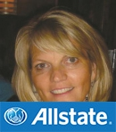 Logo de Allstate Insurance: Mary Schur