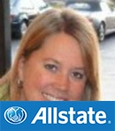 Logo de Allstate Insurance: Stephanie Ando