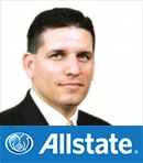 Allstate Insurance: Rick Ortiz Logo