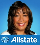 Allstate Insurance: Vickie Bellamy Logo