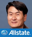 Allstate Insurance: Howard Jin Logo