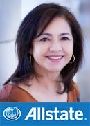 Allstate Insurance: Charlotte Gonzales Logo