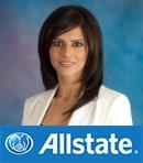 Allstate Insurance: Nikki Kaur Logo