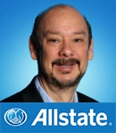 Logo de Allstate Insurance: Mike Cortez