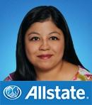 Allstate Insurance: Ivonne Montez-Gavaldon Logo