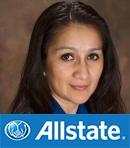 Logo de Allstate Insurance: Ana M. Arreola