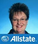 Allstate Insurance: Deborah Guest Logo