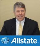 Logo de Allstate Insurance: Chris A. Weatherman