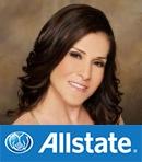 Allstate Insurance: Lupe Maldonado-Thrasher Logo
