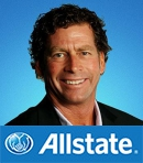 Allstate Insurance: Blaine Davis Logo