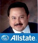 Allstate Insurance: Dan Valdez Logo