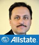 Allstate Insurance: Roy Portillo Logo