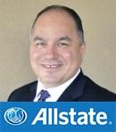 Allstate Insurance: Eddie W. Pacheco Logo