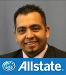 Allstate Insurance: David Morales Jr Logo