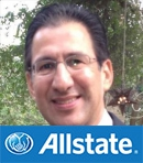 Allstate Insurance: Raul Gomez Jr Logo
