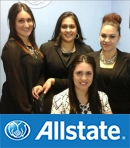Allstate Insurance: Julianna Patricia Hernandez Logo