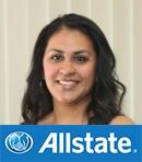 Allstate Insurance: Ana Galaviz Logo