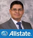 Allstate Insurance: Andres Juarez Logo
