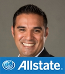 Allstate Insurance: Enrique Hilton Logo