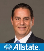 Logo de Allstate Insurance: Mark Roncone