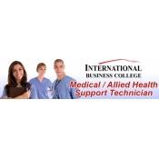 Logo de INTERNATIONAL BUSINESS COLLEGE