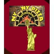 NY NY  PIZZA RESTAURANT Logo