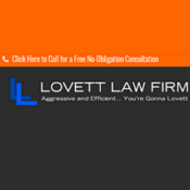 Logo de LOVETT LAW FIRM