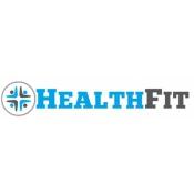 Logo de HealthFit