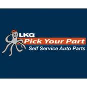 Logo de LKQ Pick Your Part