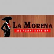 Logo de La Morena