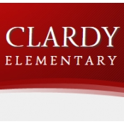 Clardy Elementary School Logo