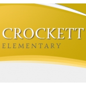 Crockett Elementary School Logo