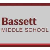 Logo de Bassett Middle School