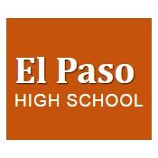 Logo de El Paso High School