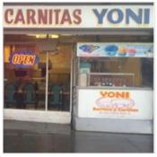 Logo de Carnitas & Burritos Yoni